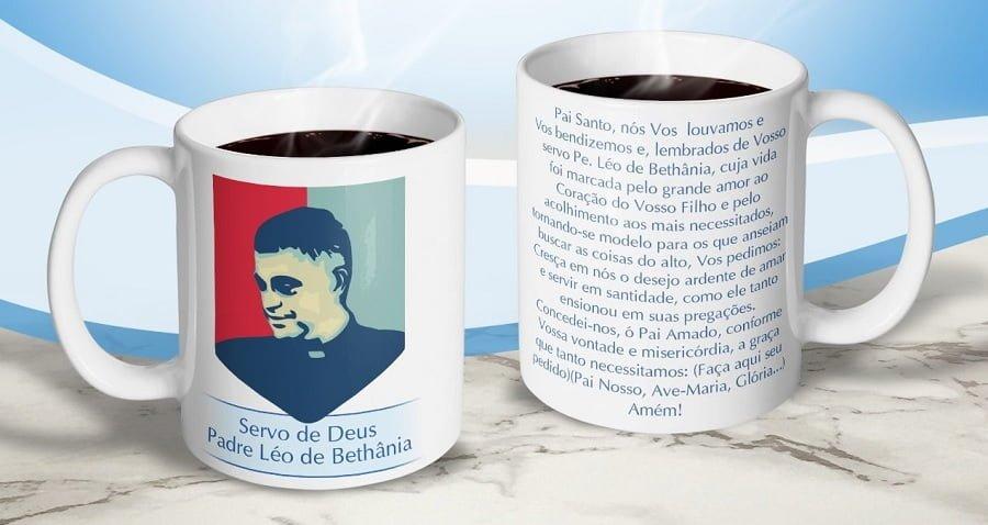 Caneca Instituto Padre Léo