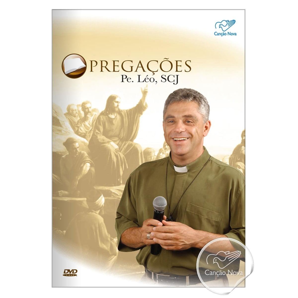DVD's Pregações e Homilias - Tema: Igreja