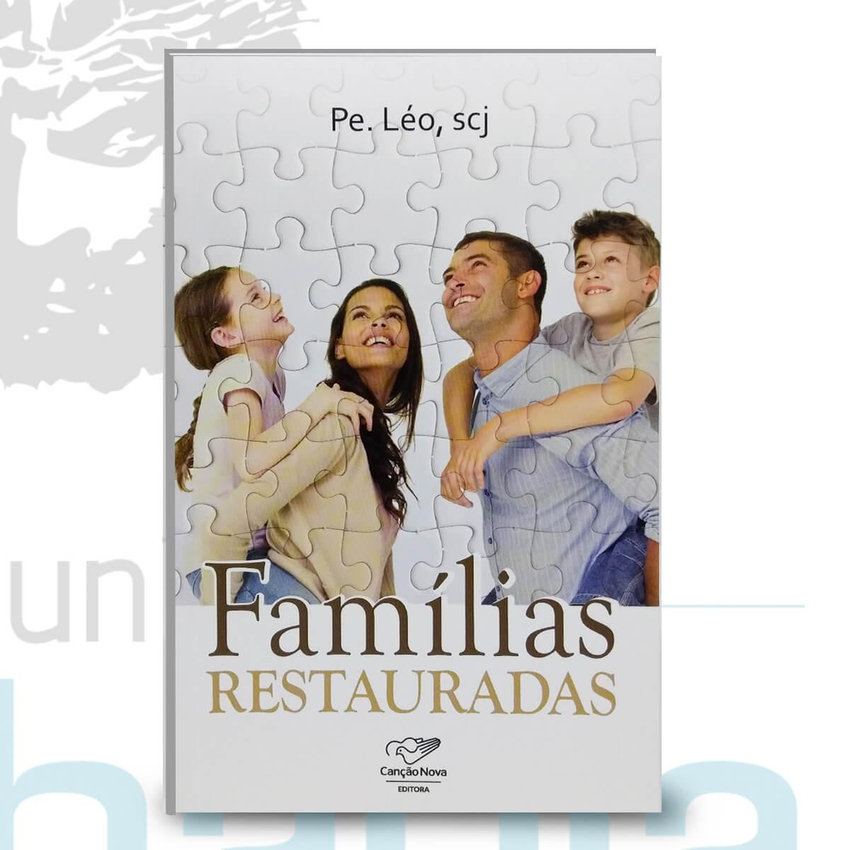 Livro Padre Leo - Famílias Restauradas