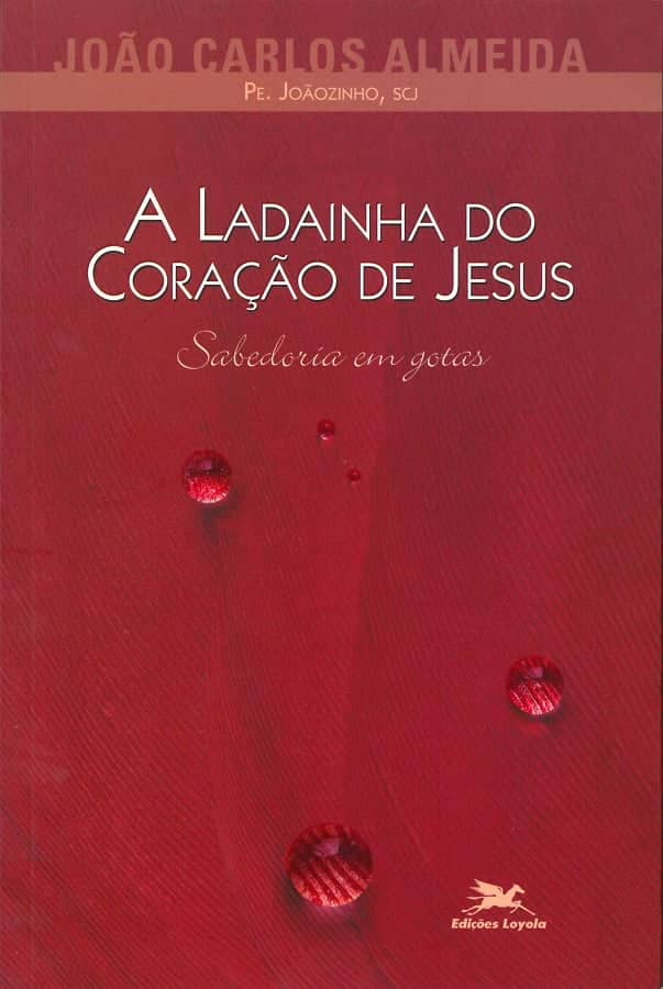 Livro A Ladainha do Coração de Jesus