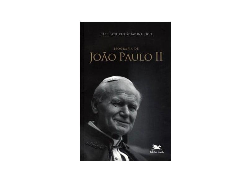Livro Biografia de João Paulo II