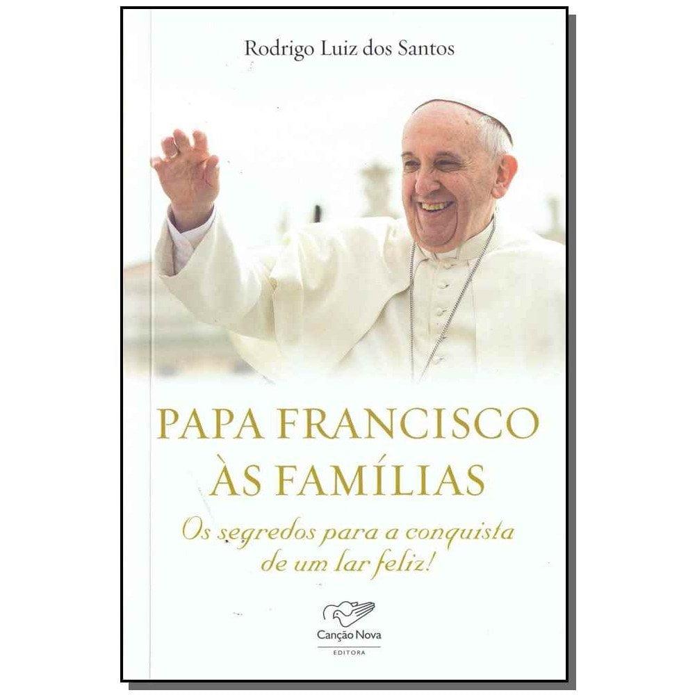 Livro Papa Francisco às Famílias