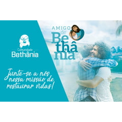 DOE - Seja um Amigo de Bethânia