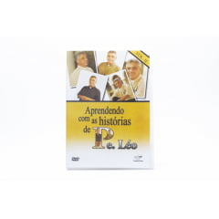 Dvd Aprendendo com as Histórias do Pe. Léo Vol. II