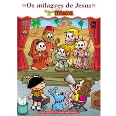 Os Milagres de Jesus com a Turma da Mônica