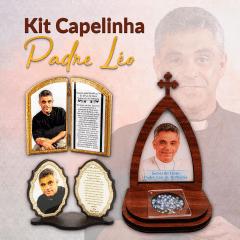 Kit capelinhas Padre Léo