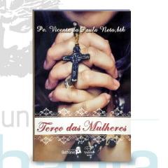 Livro Terço das Mulheres - Padre Vicente