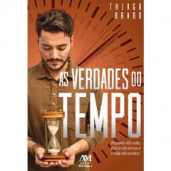 Livro Verdades do Tempo - Tiago Brado