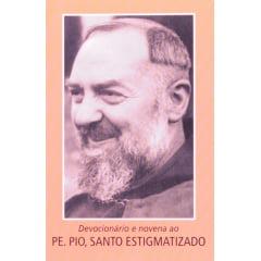 Devocionário e Novena de Bolso Padre Pio
