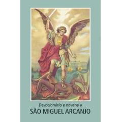 Devocionário e Novena de Bolso São Miguel Arcanjo