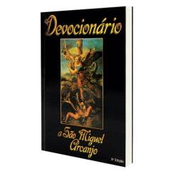 Livro Devocionário Sâo Miguel Arcanjo