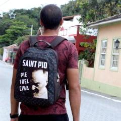 Mochila Padre Pio