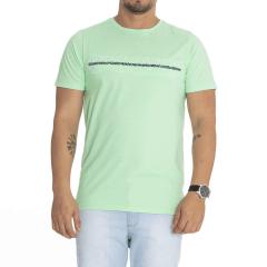 Camiseta Buscai as Coisas do Alto Bordada