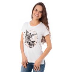 T Shirt feminina São Miguel Arcanjo