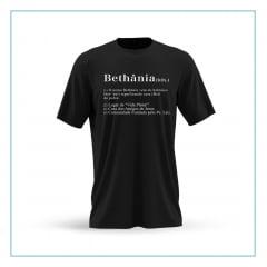 Camiseta Significados