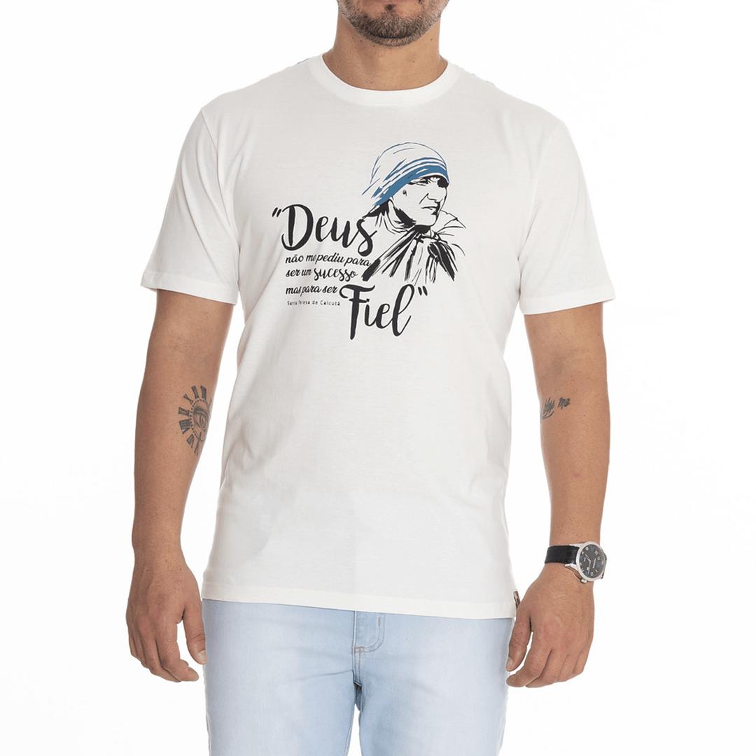 Camiseta Madre Teresa de Calcutá